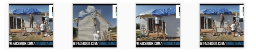 House Plans DIY facade